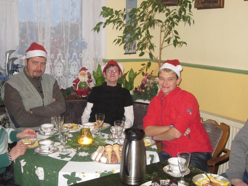 die drei Weihnachtswichtel